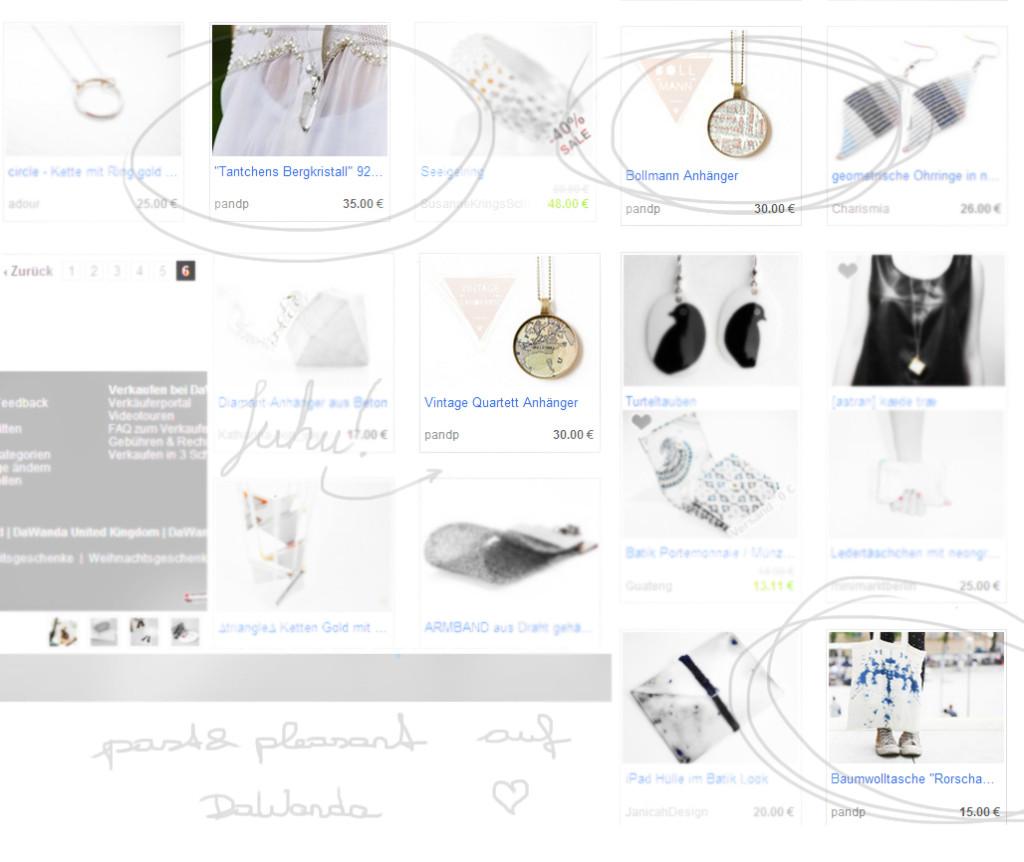 blogpost dawanda